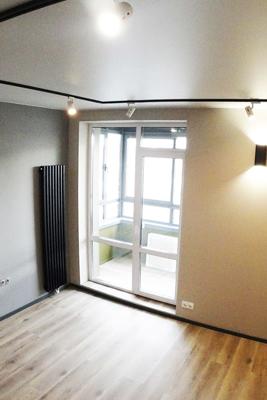 Двухкомнатная квартира 60 м2