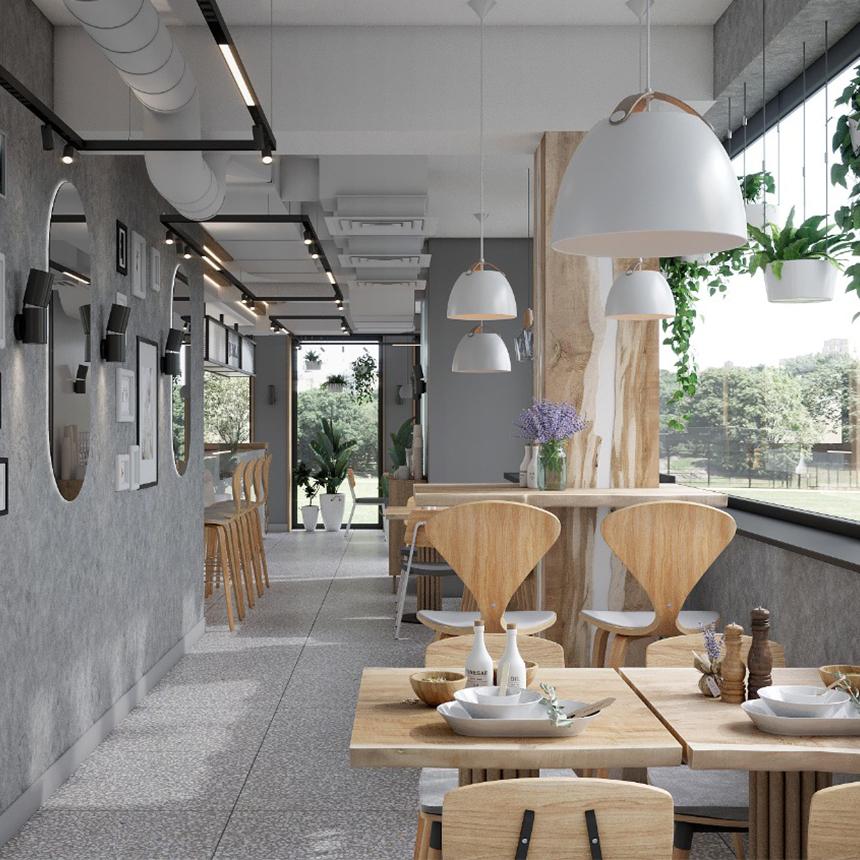 Ресторан, ул. Крылатская, 160 м2