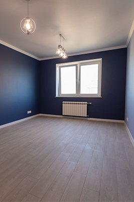 Трехкомнатная квартира 94 м2