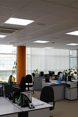 Офис 480 м2